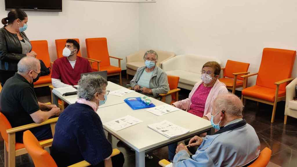 Las terapias se realizan en el Edificio Sociocultural de Santa Marta