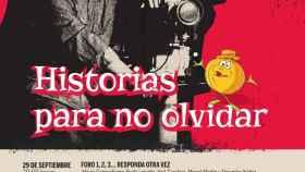 Cartel de las jornadas en homenaje a Narciso Ibáñez Serrador