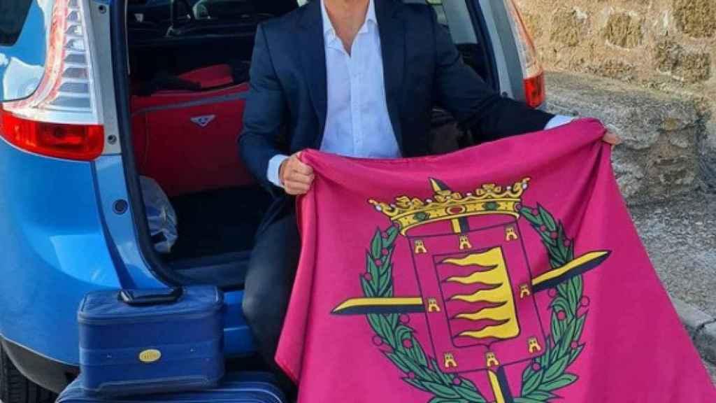 Juan Pablo Colías, el nuevo Mister Internacional España es vallisoletano