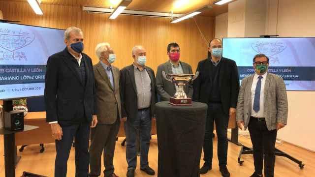 Presentación de la Copa Castilla y León