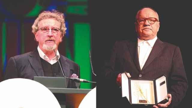 Robert Guédiguian y Paul Schrader, directores de cine