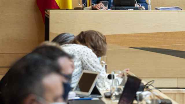 El consejero de Cultura y Turismo, Javier Ortega, comparece en la Comisión de Cultura y Turismo de las Cortes de Castilla y León