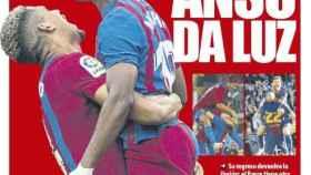 Portada Mundo Deportivo (28/09/21)