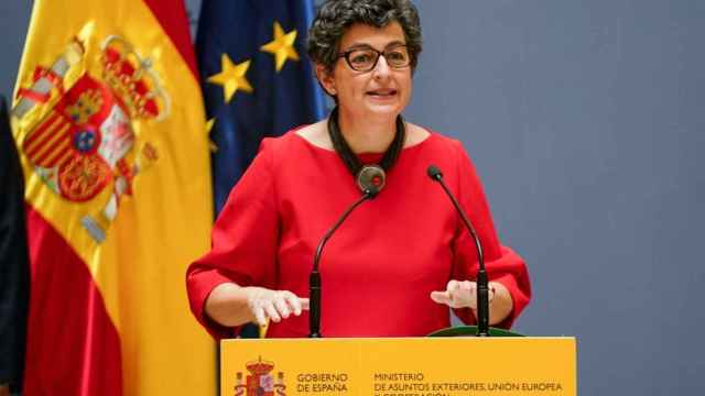 La exministra de Asuntos Exteriores Arancha González Laya. EP