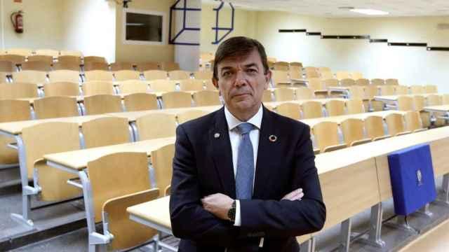 Carlos Andradas será el nuevo rector de la UIMP.