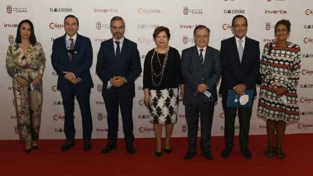 Primera jornada del Foro Económico Español 'Presente y futuro de Ceuta, su desarrollo empresarial'