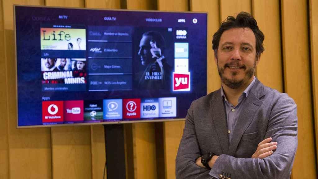 Orange ficha al exresponsable de televisión de Vodafone para relanzar su área audiovisual