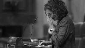 María Jesús Montero en el Congreso.