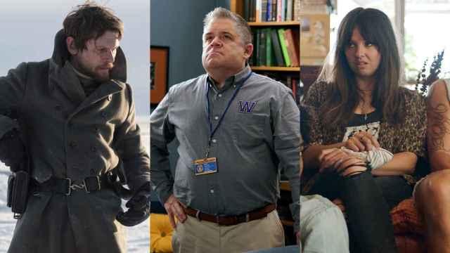 'La sangre helada', 'A.P. Bio' y 'Moonshine', entre los títulos destacados del mes de octubre.
