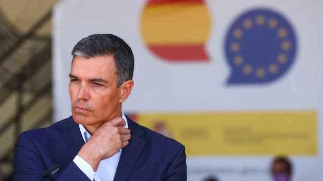 El presidente de Gobierno, Pedro Sánchez, en una imagen de archivo.