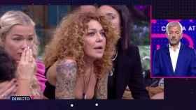 Sofía Cristo es expulsada de forma disciplinaria de 'Secret Story' tras una agresión a Frigenti