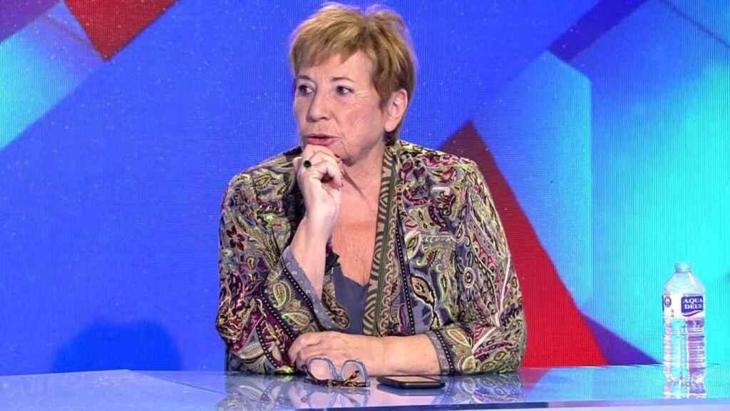 El mosqueo de Celia Villalobos con Antonio Castelo por un chiste del PP en 'Todo es mentira'