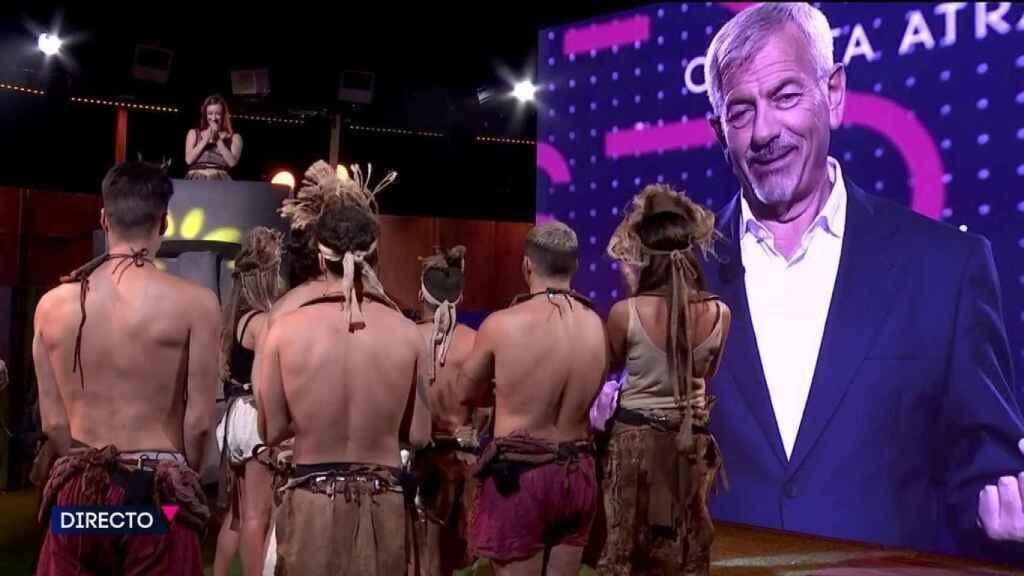 'Secret Story: Cuenta atrás' lidera la noche del martes al emitirse íntegramente en Telecinco