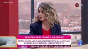 Eva Mora ha desvelado los detalles del Benidorm Fest en 'Mejor contigo'.