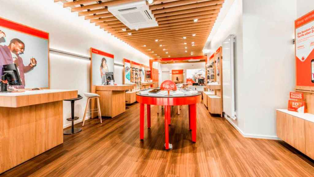 Tienda de Vodafone