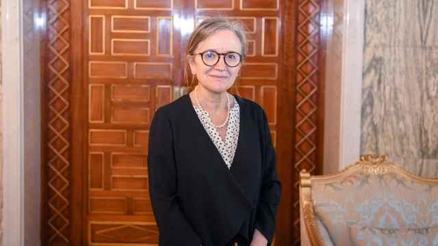 Najla Buden Romdhane la primera mujer en ser primera ministra de Túnez.