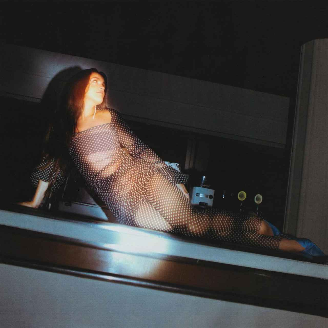 Amaia Romero en la imagen promocional de su nuevo videoclip.