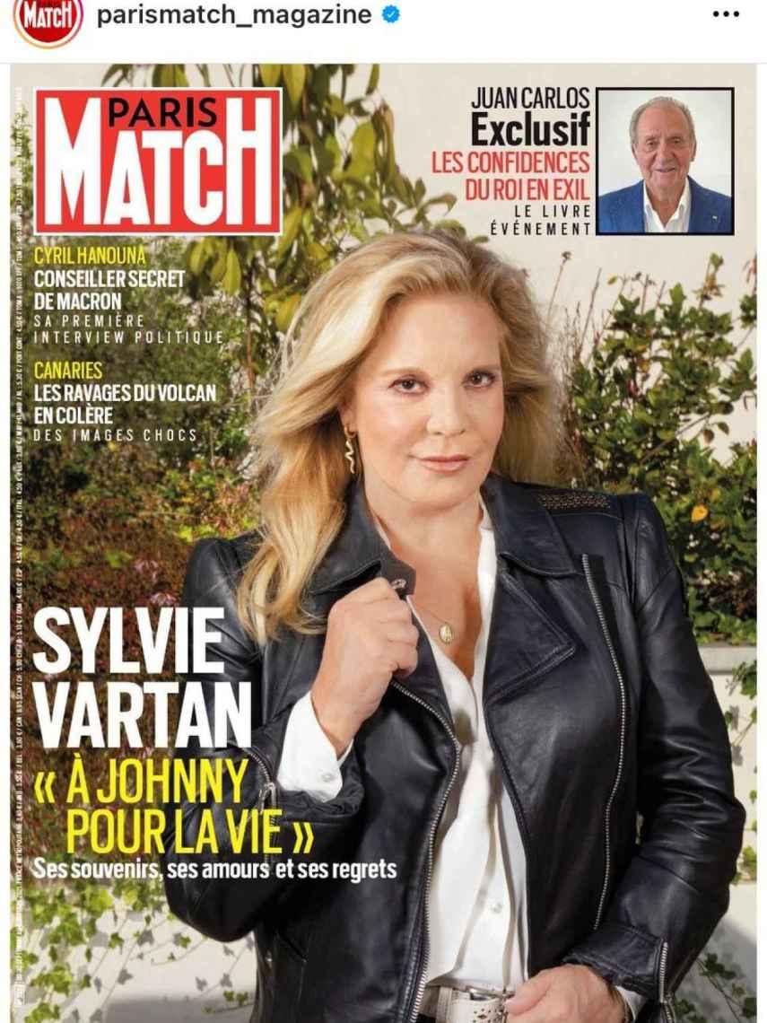 Portada de 'Paris Match'