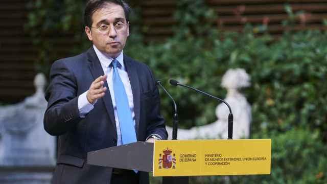 José Manuel Albares, ministro de Asuntos Exteriores.