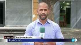 Ángel Rafael Cerdeño trabajaba como corresponsal de Telecinco y Nius Diario en Caracas.