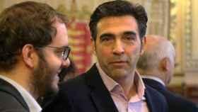 Javier García Bartolomé, portavoz de VOX en el Ayuntamiento de Valladolid