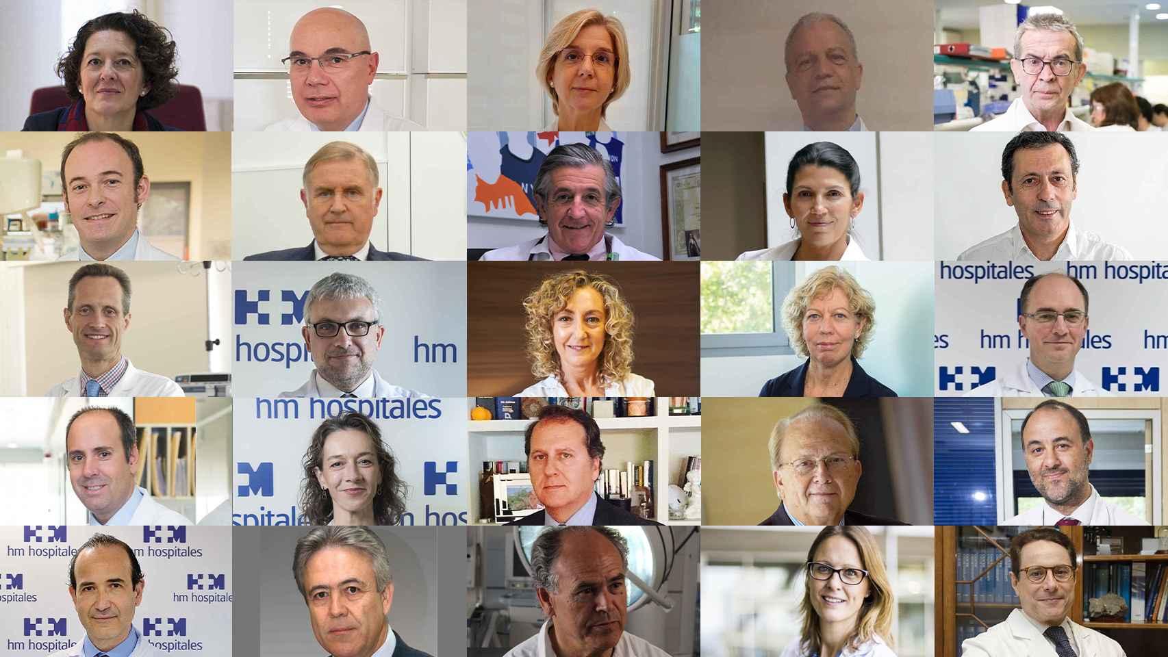 Los 25 mejores oncólogos de España: estos son los grandes sabios del cáncer de nuestro país