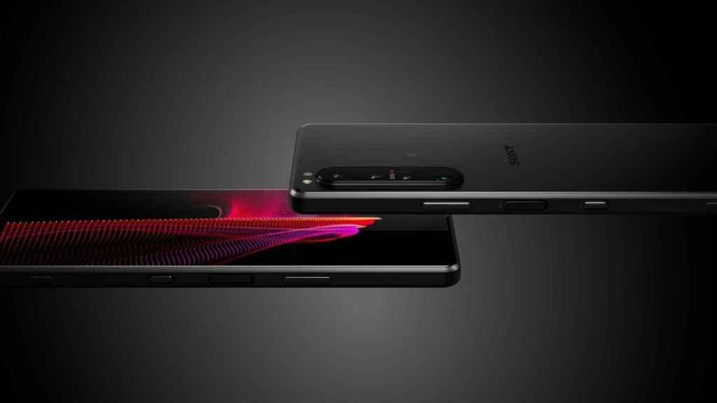 Sony Xperia 1 III con pantalla 4K