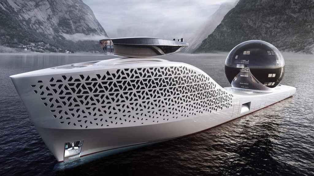 Diseño del Earth 300.