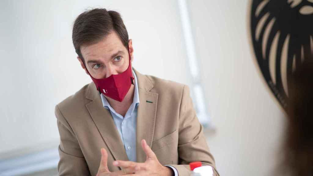 José de la Cruz, director técnico de Trend Micro.