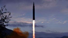 Lanzamiento misil hipersónico norcoreano