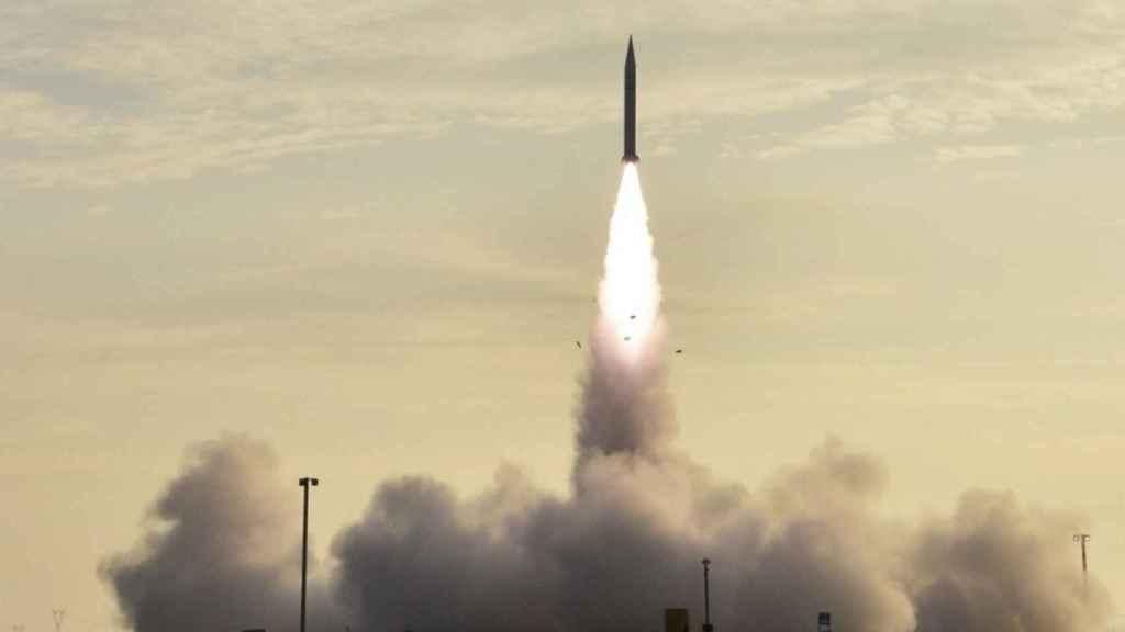 Lanzamiento del misil hipersónico chino Starry Sky-2