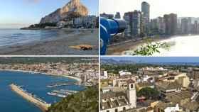 Alfaz, Xàbia, Calpe y Benidorm: el suelo más caro de la Comunidad Valenciana está en las Marinas.