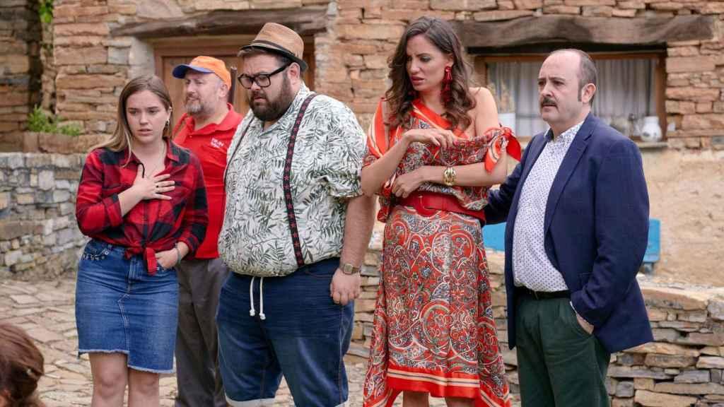 'El Pueblo', paradigma del cambio del consumo: fracaso en Telecinco, éxito en Amazon Prime Video