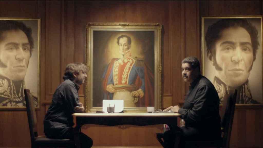 Nicolás Maduro se ha sentado en dos ocasiones frente a Jordi Évole.