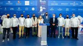 Chefs for Children, 33 cocineros con estrella en un proyecto para que los niños aprendan a comer