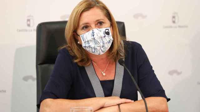Rosa Ana Rodríguez, consejera de Educación, Cultura y Deportes. Foto: Óscar Huertas