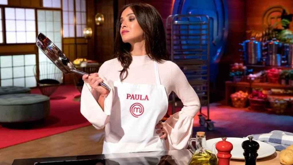 """Paula Prendes defiende a 'MasterChef' de las acusaciones de Tamara: """"La gente tiene mal perder"""""""