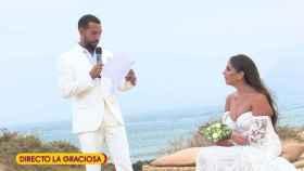 'Sálvame' regala a Anabel Pantoja la mejor retransmisión de su boda que pudo soñar