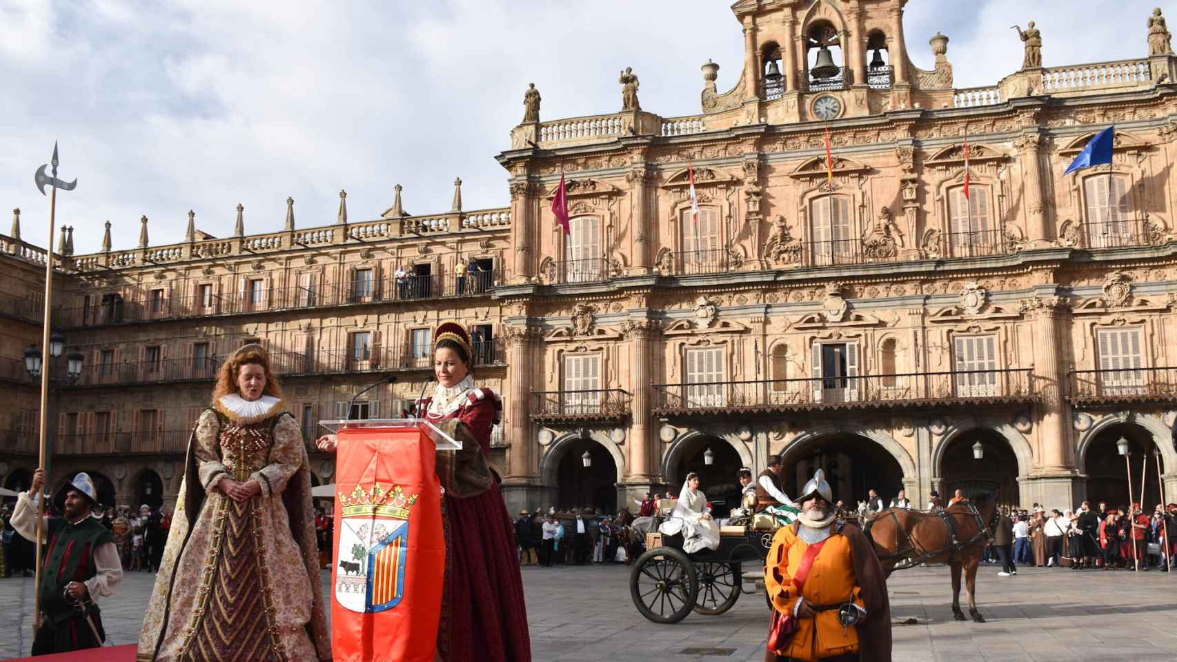 Semana del Siglo de Oro de Turismo de Salamanca