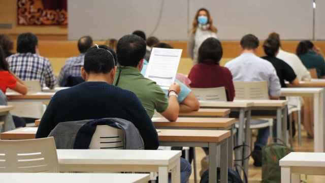 Más de 400 opositores se presentan a los primeros exámenes para conseguir plaza en el Sescam