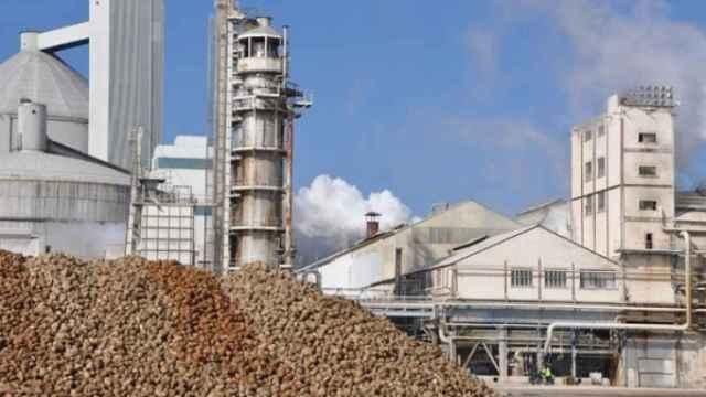 Industria remolachera en Castilla y León
