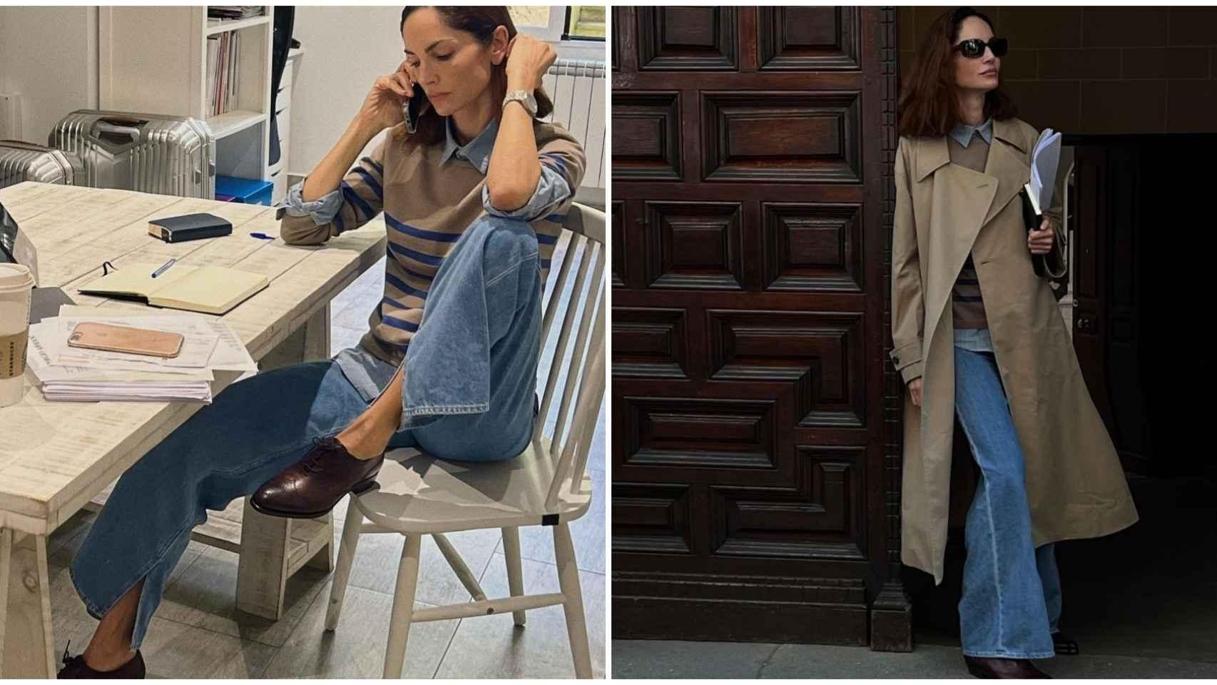 'Open pants', la tendencia que ya lleva Eugenia Silva y que confirma Zara: 8 modelos para sumarse a ella