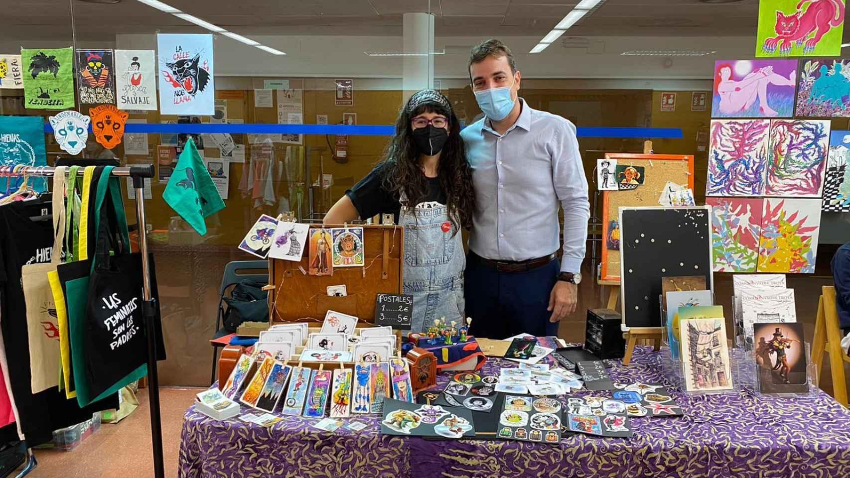 Artkelarre por la Semana de la Juventud en Toledo