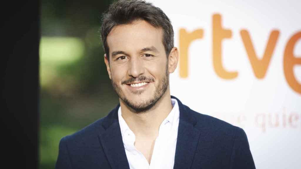 Diego Losada empezó en RTVE como redactor del Telediario de fin de semana.