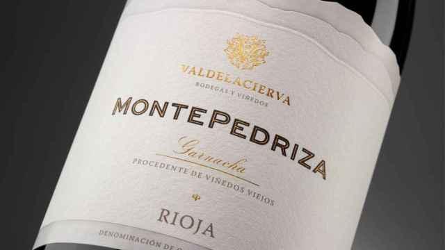 Etiqueta Montepedriza 2019.