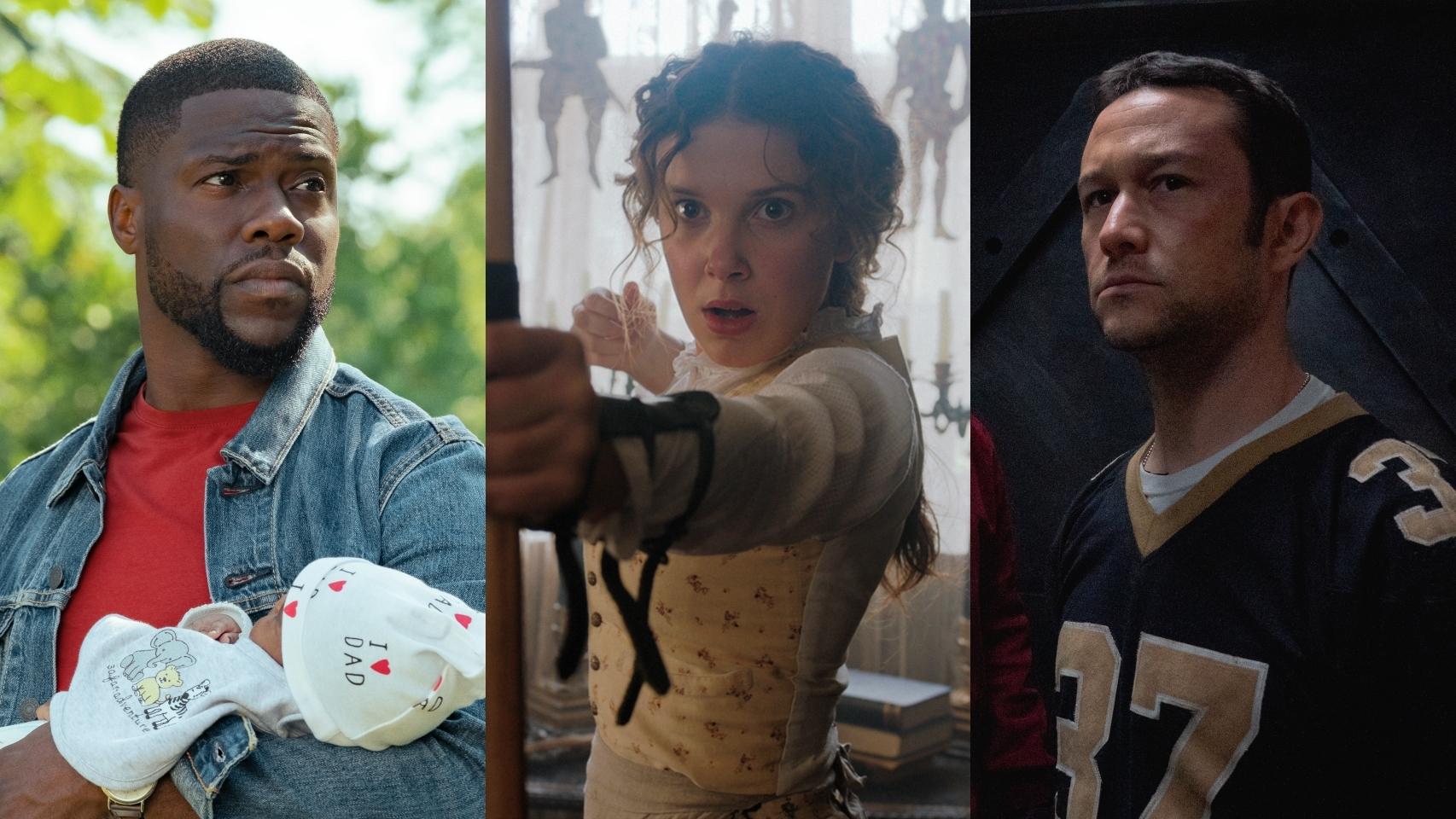 Las 10 películas más vistas de la historia de Netflix