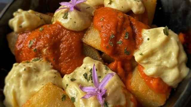 'Bravísimas', las patatas bravas de un restaurante de Palencia que han conquistado al mundo