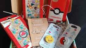 Así son las fundas personalizadas de Pokémon