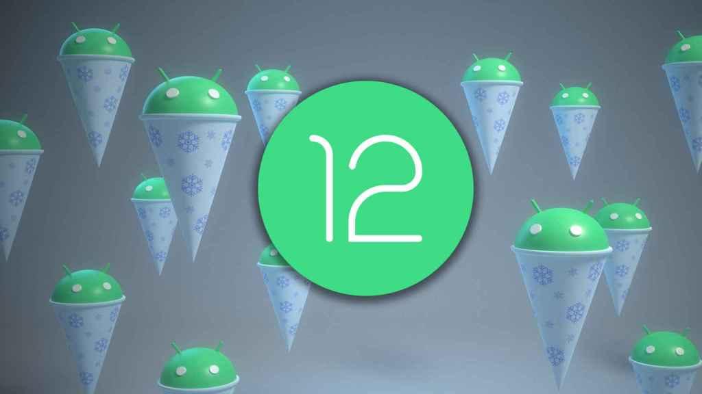 Android 12 ya tiene nombre completo
