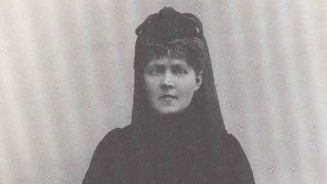 Elizabeth Förster-Nietzsche.